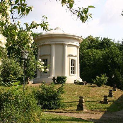 Tempelgarten Neuruppin aussen
