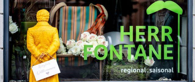 Herr Fontane Logo
