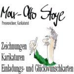 Max-Otto Stoye Pressezeichner und Karikaturist